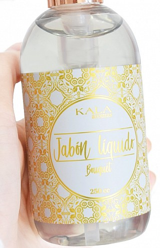 Jabon Liquido Bouquet x 250 ml
