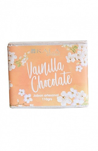JABON BARRA VAINILLA-CHOCOLATE X3
