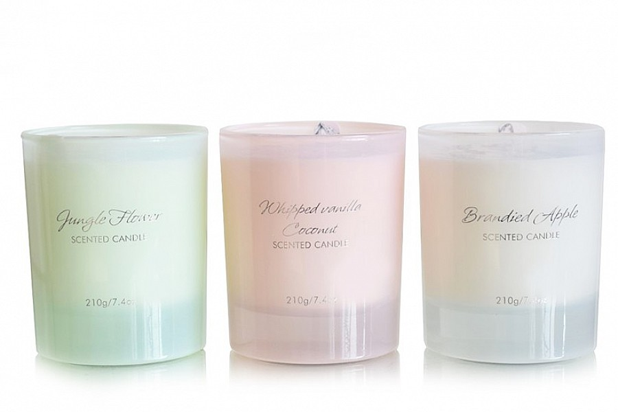 Velas Romanticas Set x 3